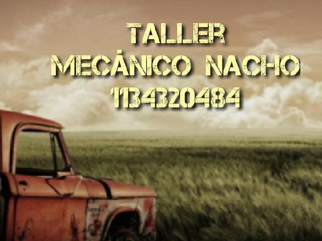Taller Mecánico – Ignacio Almada