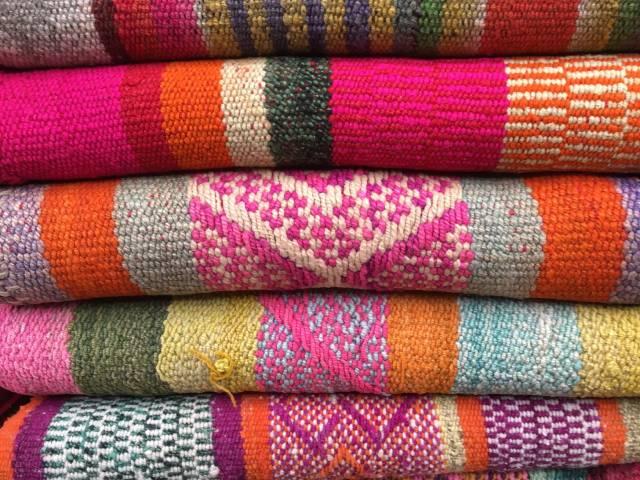 Feria Textil Tejiendo redes