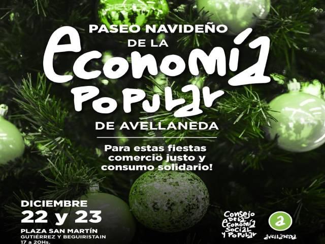 Paseo navideño de la Economía Popular!
