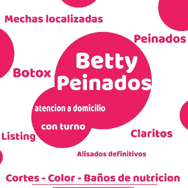 Betty Peinados