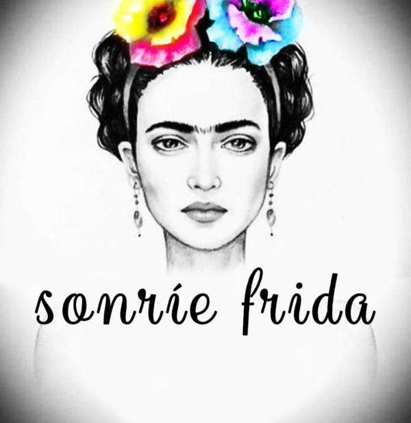 Sonríe Frida