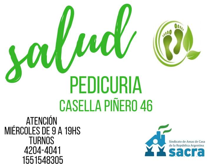 Salud Pedicuria