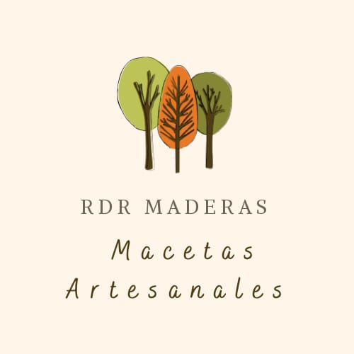 RDR Maderas-Macetas Artesanales