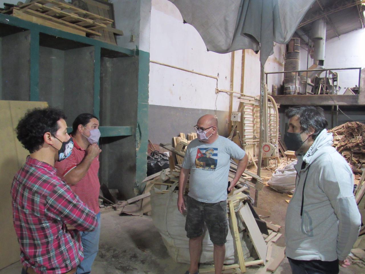 """Cooperativa """"Construir Trabajo"""""""