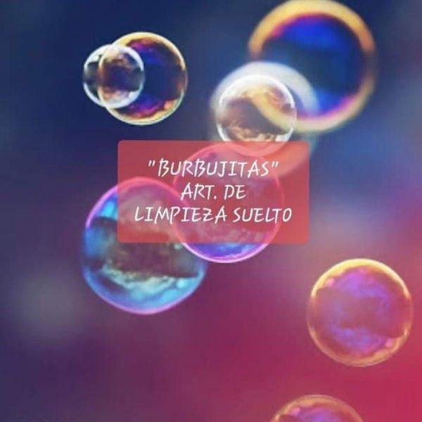 Burbujitas- Artículos de Limpieza