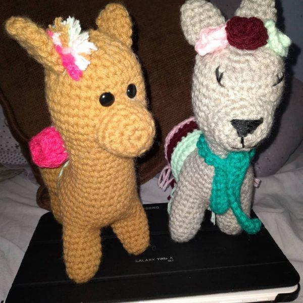 Linda Infinita Crochet