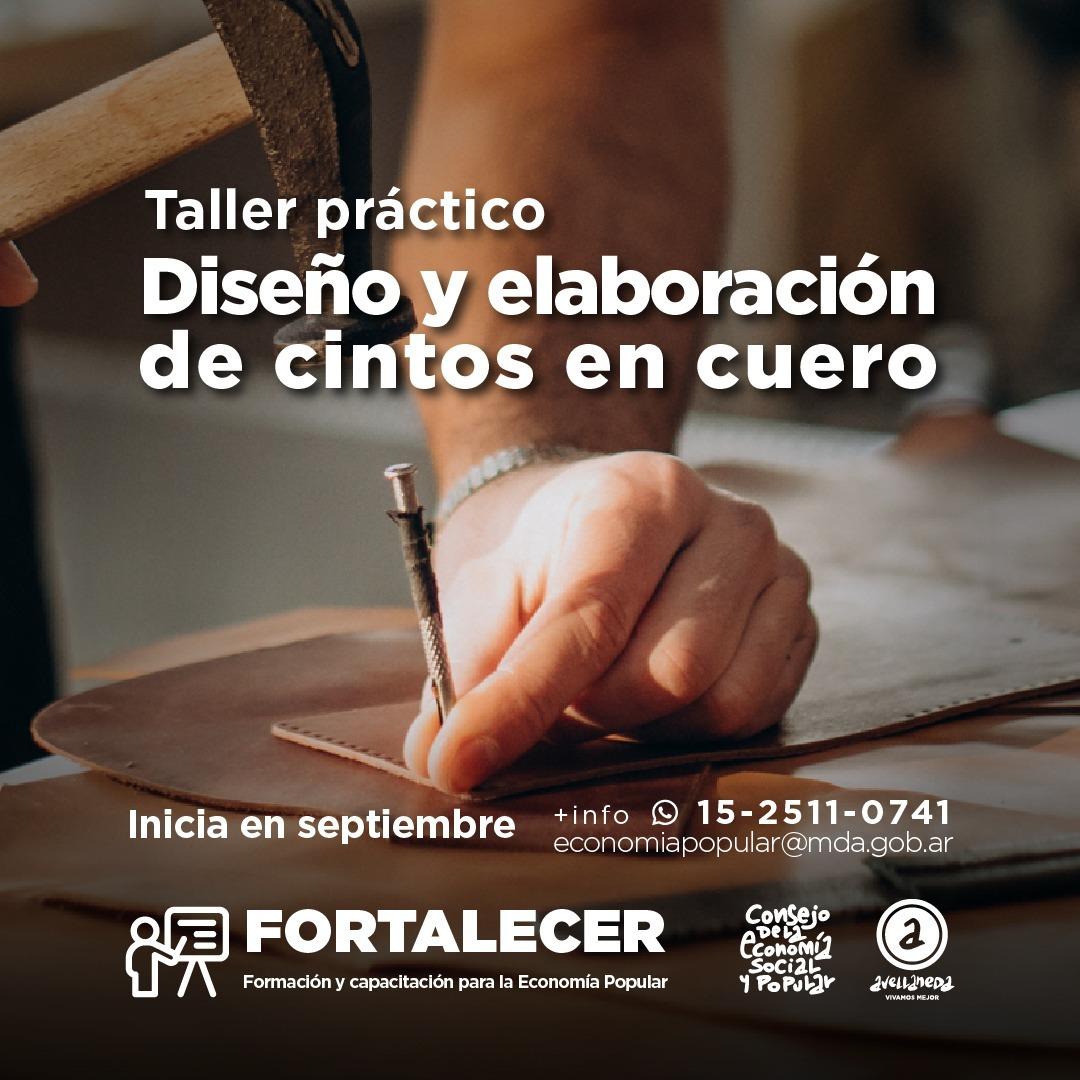 🖥️Nuevos cursos y talleres – FORTALECER 2021